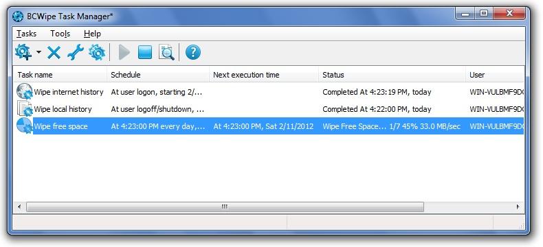 BCWipe 6.09.9