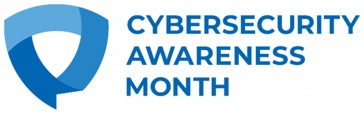 Cybersecurity awareness month 2020 logo