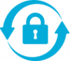 Complete Endpoint Data Protection icon - Encryption & Wiping